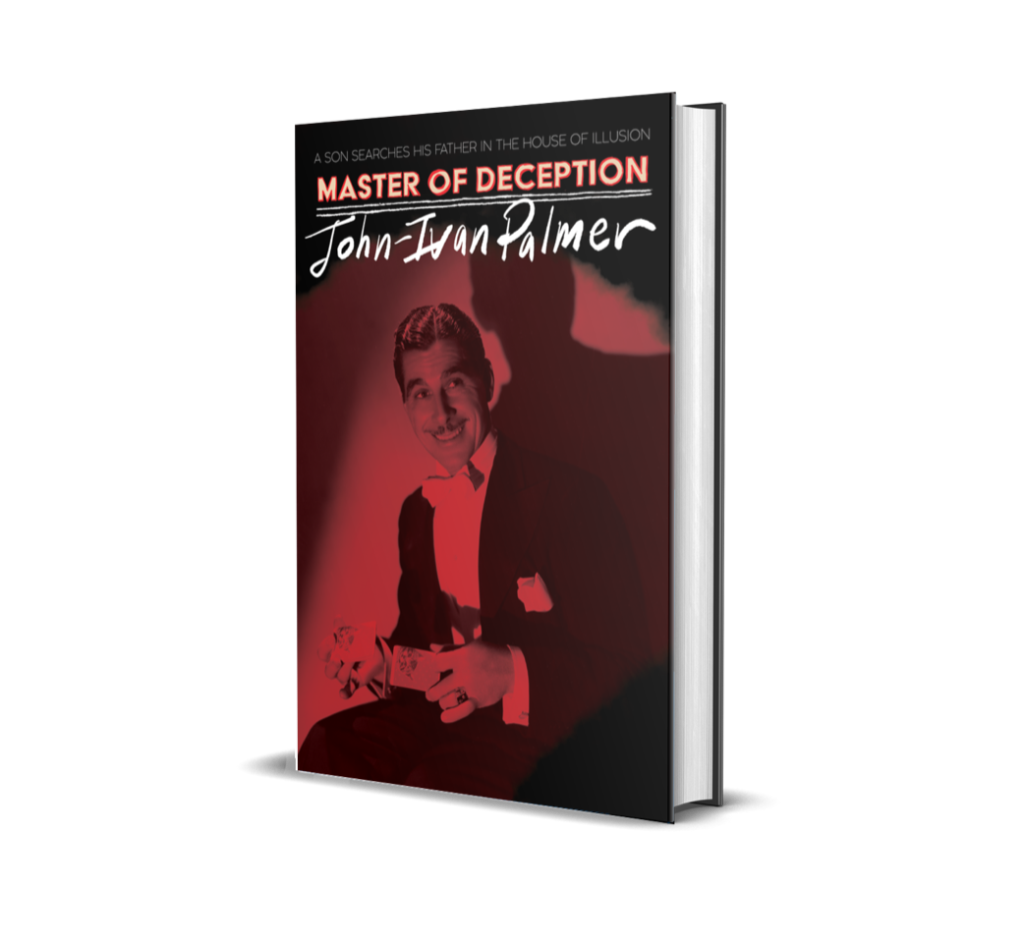 Master of Deception - John-Ivan Palmer